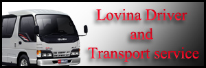 Lovina taxi and transport